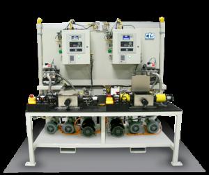 Cincinatti Test System Vacuum leak detector