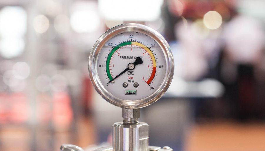 pressure gauge instrument